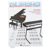 Hal Leonard, The Ultimate Keyboard Chord Chart, 8 Pages, 9 x 12 inches