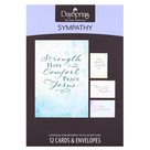 Category Sympathy Boxed Cards
