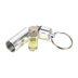 Holy Land Gifts, Messianic Anointing Oil Key Chain, Metal, Blue, 2 inches
