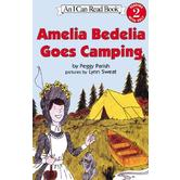 Amelia Bedelia Goes Camping, An I Can Read Book, Level 2, by Peggy Parish, Paperback