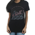 Crazy Cool Threads, So Will I, Women's Short Sleeve T-Shirt, Black Heather, Small