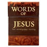 Words Of Jesus - Box Of Blessings