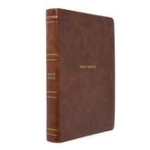 NRSV Catholic Large Print Bible, Imitation Leather, Multiple Colors Available