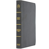 CSB Ultrathin Reference Bible, Imitation Leather, Multiple Colors Available