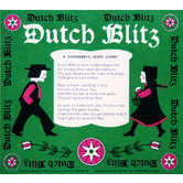 Dutch Blitz Games, Dutch Blitz Card Game, Ages 8 Years and Older, 2 or More Players