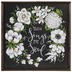 Designs Direct Creative Group, Then Sings My Soul Floral Framed Art, MDF, 24 x 24 inches