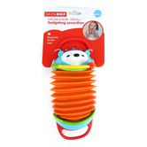 Skip Hop, Hudson Hedgehog Accordion, Ages 6 Months and Older, 4 x 4 x 8 Inches, 1 Piece
