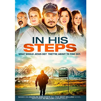 In His Steps: What Would Jesus Do, DVD