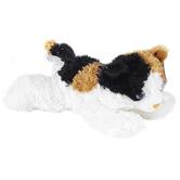 Aurora, Mini Flopsies, Esmeralda the Cat Stuffed Animal, 8 inches