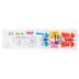 Carson-Dellosa, This Is the Day Mini Bulletin Board Set, 22 Pieces, Multi-Colored, Grades PreK-3