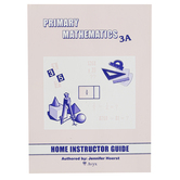 Singapore Math Primary Math Home Instructors Guide 3A US Edition, Grade 3