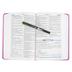 KJV Kids Study Bible, Imitation Leather, Fluttering Fuchsia