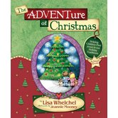 The Adventure of Christmas, by Lisa Whelchel and Jeannie Mooney, Hardcover