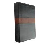 NIV Bible for Men, Duo-Tone, Charcoal and Tan