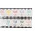 Farmhouse Lane, Number Line Mini Bulletin Board Set, 14 Pieces, 30 Feet, Grades 2-6