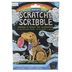 Ooly, Scratch & Scribble Mini Art Kit, Playful Pups, 4 x 6 Inches, 14 Pieces
