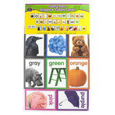 Teacher Created Resources, Real Photo Shapes and Colors Bulletin Board Set, 33 Pieces