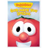VeggieTales, God Made You Special, DVD