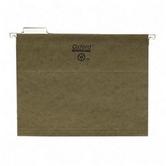 Pendaflex, Letter Size Hanging Folders, Standard Green, 25 Box