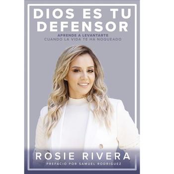 Dios es Tu Defensor, by Rosie Rivera, Paperback