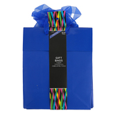 Brother Sister Design Studio, Medium Sized Gift Bags, Multiple Colors Available, 4 Bags