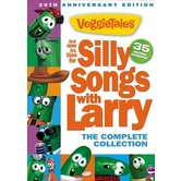 VeggieTales, Silly Songs with Larry, DVD