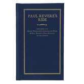 Little Books of Wisdom, Paul Revere's Ride, Hard Cover, 32 Pages, Grades 4-Adult