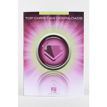 Top Christian Downloads, by Various Artists, Piano Songbook
