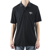 NOTW, Men's Short Sleeve Polo, Black, S-2XL