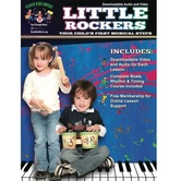 Little Rockers: Your Childs First Musical Steps, by Teach Kids Music, Songbook