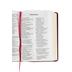 RVR 1960 Personal Size Large Print Spanish Bible, Imitation Leather, Burgundy
