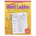 Scholastic, Daily Word Ladders Workbook, Reproducible Paperback, 112 Pages, Grades 2-3