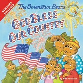Zondervan, Berenstain Bears God Bless Our Country, by Mike Berenstain, Paperback