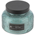 D&D, Sea Spa Scented Embossed Jar Candle, Blue, 18 ounces