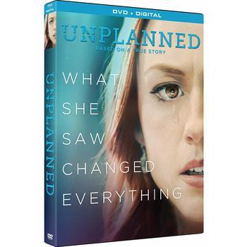 Unplanned: Based on a True Story, DVD