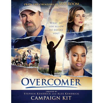 Overcomer: Church Campaign Kit, by Stephen Kendrick and Alex Kendrick, Kit