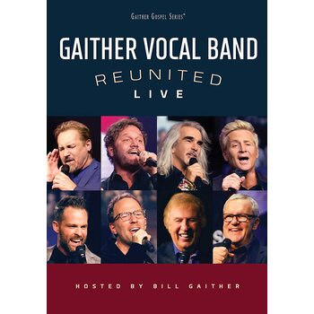 Reunited Live, by Gaither Vocal Band, DVD