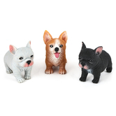 Schylling, Pocket Pup, Assorted Styles, 3 1/2 x 2 1/2 inches, Ages 3 and Older