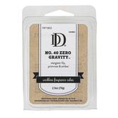 D&D, No. 40 Zero Gravity Wickless Fragrance Cubes, White, 2 1/2 ounces