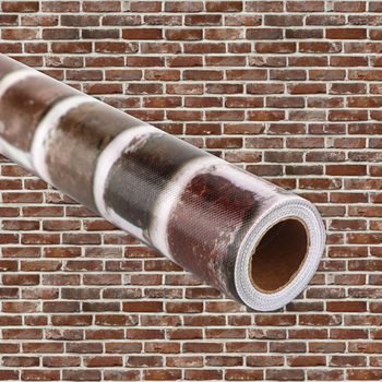 Teacher Created Resources, Better Than Paper Bulletin Board Roll, Red Brick, 4 x 12-Foot Roll