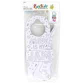Playside Creations, Jesus is My Jam Paper Door Hanger, 9 3/4 x 5 1/2 Inches, 24 Count