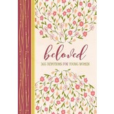 Beloved: 365 Devotions For Young Women, by Zondervan, Hardcover