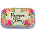 Natural Life, Pink Roses Prayer Box, Tin, 3 3/4 x 2 1/2 inches