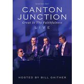 Great Is Thy Faithfulness LIVE, by Canton Junction, DVD