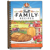 Fall Family Recipes, by Gooseberry Patch, Cookbook