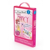 Fancy Nancy Collector's Quintet, by Jane O'Connor and Robin Preiss Glasser, Box Set