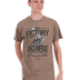 Kerusso, John 15:13 No Victory Without Sacrifice, Men's Short Sleeve T-shirt, Light Brown, 3X-Large