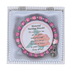 H.J. Sherman, Memorial Teardrop Stretch Bracelet, Pink
