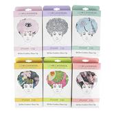 D.M. Merchandising, Shower Caps, Assorted, 6 Designs