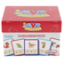 Junior Learning, CVC Builders Activity Cards, 48 Pieces